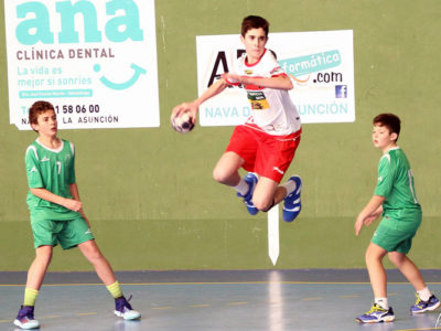 Club Balonmano Nava Infantil