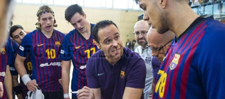 El Viveros Herol Bm. Nava Partido Barça B