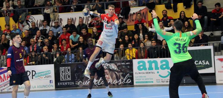 Viveros Herol Bm. Nava derrota al Barça B
