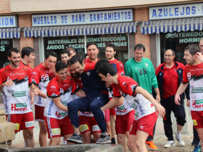 Leche Mesenor Bm Nava - Campeón De Liga 31-3-19