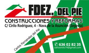 Fdez. Del Pie