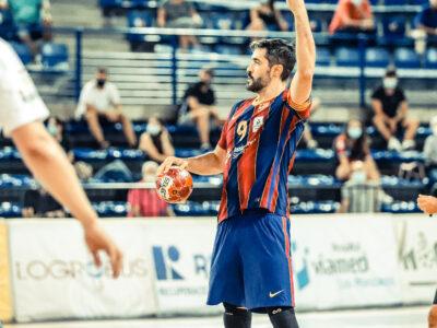 Raúl Entrerríos - Foto: Juan Acobi