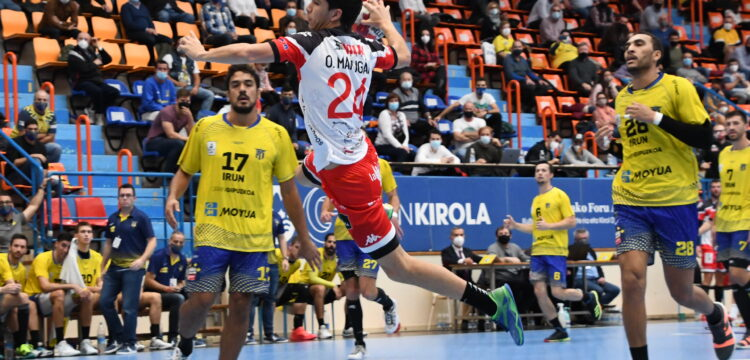Óscar Marugán - Foto: Arrate Morales