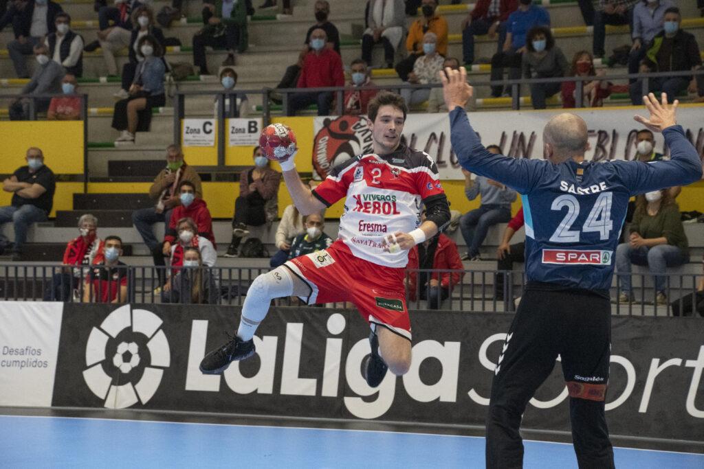 Vujovic vs Pol Sastre / Foto: Dani Pérez